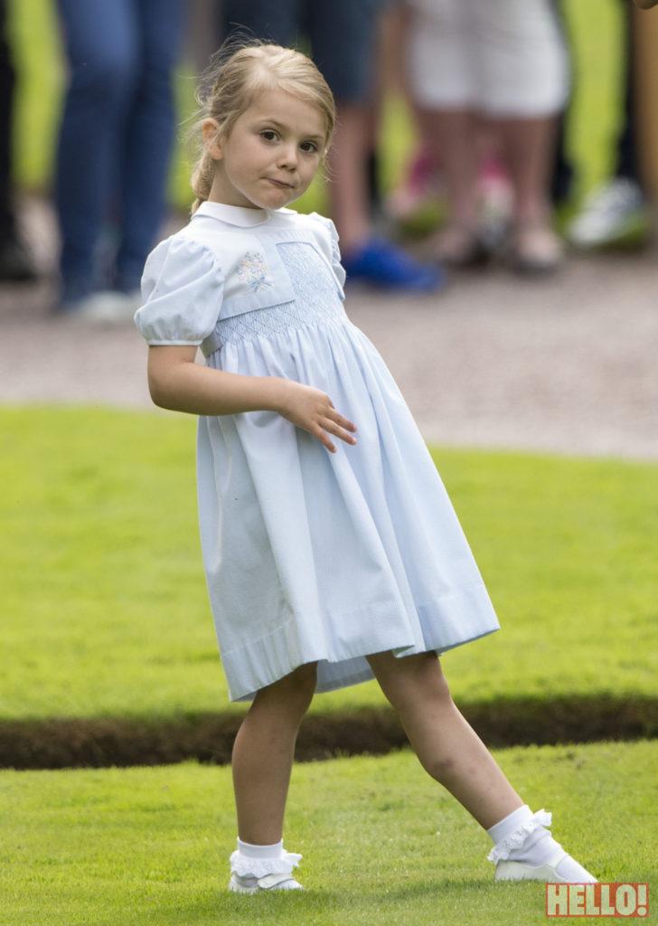 Victoria of Sweden Celebrates Her Birthday