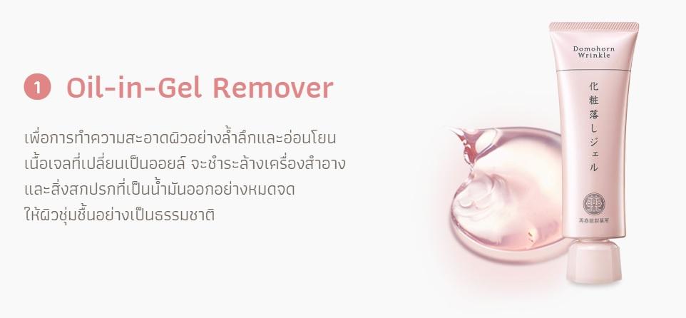Oil in Gel Remover