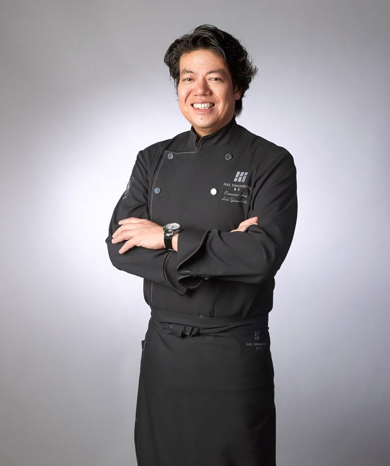 Hal-Yamashita,-Celebrity-Chef,-Syun