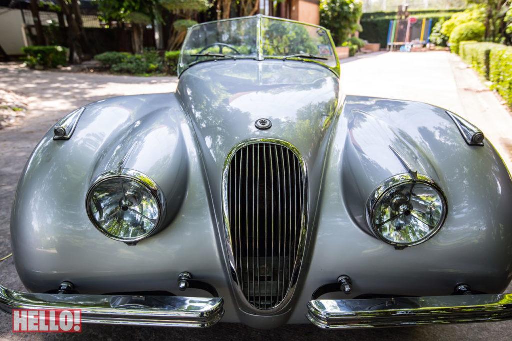 Jaguar-XK120 – 1