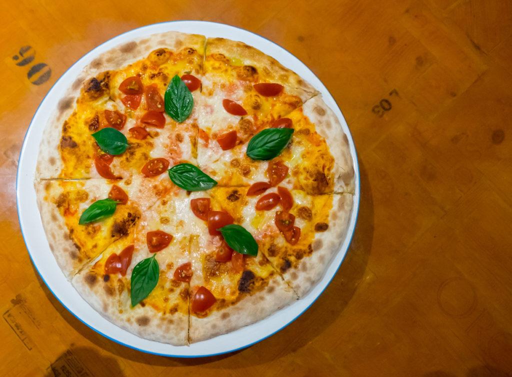 Pizza-Margherito