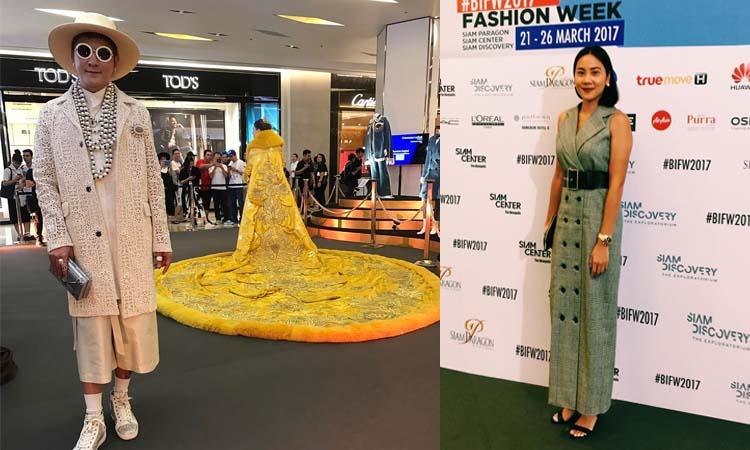 Yingair-Yukol-and-Mark-Thawin-join-fashion-show-Guo-Pei-in-BIFW2017