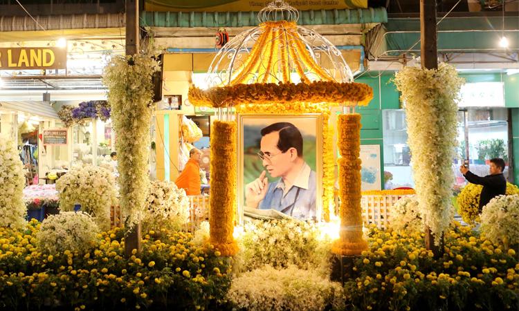 flower-market-s-trader-recall-to-King-Rama9-in-5-December