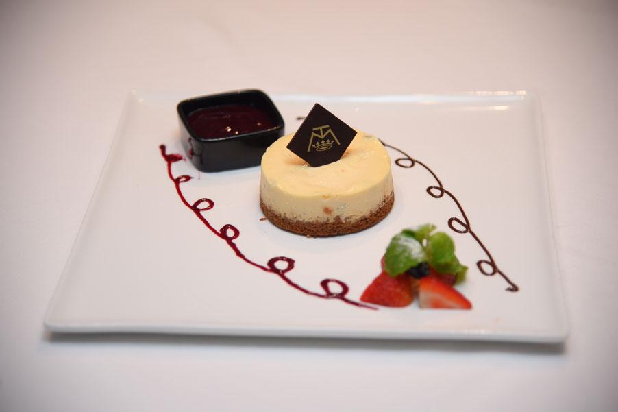uffle-Cheesecake