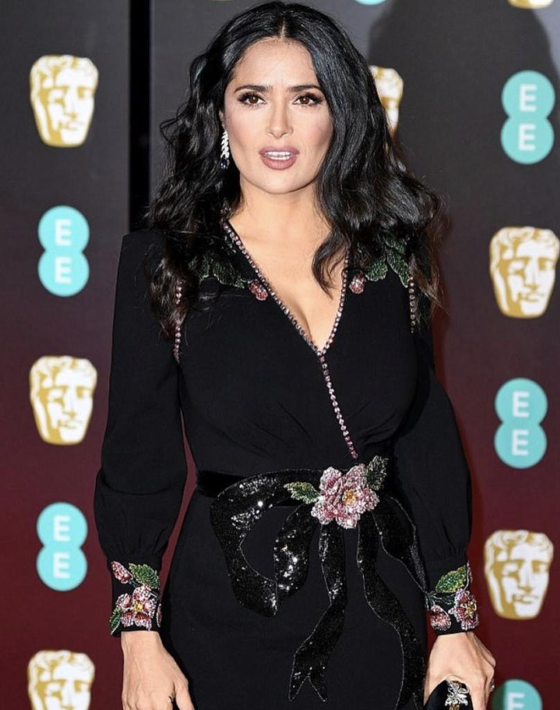 แองเจลิน่า โจลีย์ และแฟชั่นชุดดำของเหล่าเซเลบในงาน BAFTA