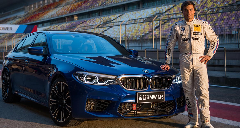ตำนานรถ BMW ตระกูล M ทรงพลัง