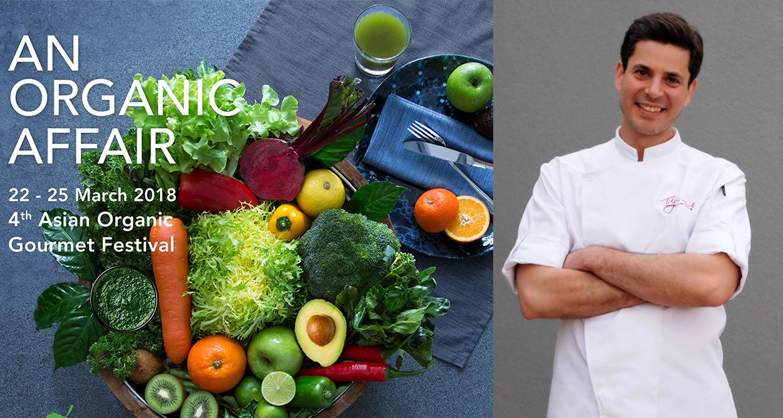 Asian Organic Gourmet Festival 2