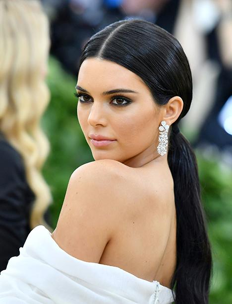 Kendall Jenner, Met Gala 2018