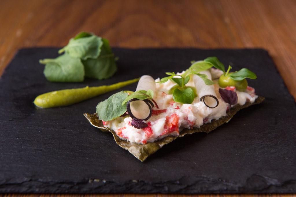 Elements_Taraba Crab Open Sandwich