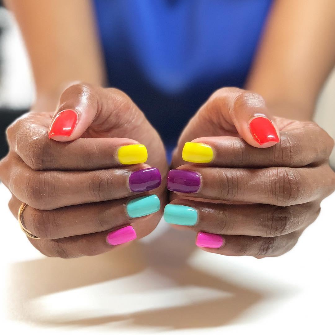 Celebrity Style, Celebrity Beauty, Nail Trend, Around the World, manicure, เทรนด์การแต่งเล็บ, สไตล์การแต่งเล็บ, การทำเล็บ, อัพเดทเทรนด์ความงาม