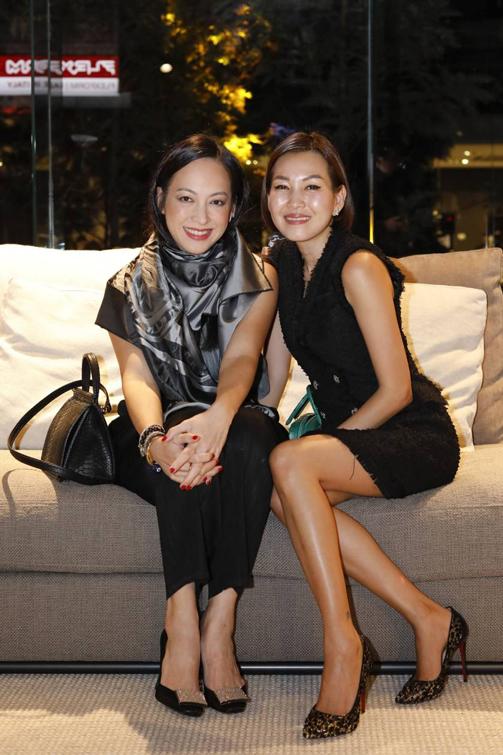 เหล่าเซเลบริตี้, ดนัย-ดิษยา สรไกรกิติกุล, ธีรวัลคุ์-เบน เตชะอุบล, ม.ร.ว.ศรีคำรุ้ง ยุคล, ยุ้ย-อรวรรณ อิงคสิทธิ์, ดีไซน์สไตล์อิตาเลียน, Flexform Flagship Store, Celebrity Style, Thai Celebrity