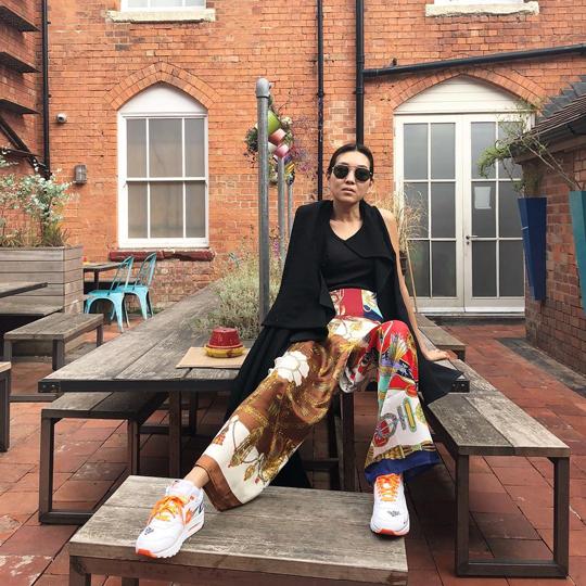 ยุ้ย โอลิเวีย, Balelona, Birmingham, Brighton, Cham Island, Lisbon, London, Madrid, Notting Hill, West Hampstead,#HELLOMagazineThailand, HELLOThUpdate, HELLOTravel, Celebrity Style