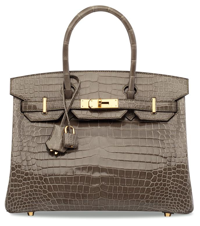 กระเป๋า Hermés, กระเป๋าแอร์เมส, กระเป๋าหรู, กระเป๋าหายาก, การประมูลของคริสตี้, Christie's Auction, Hermes