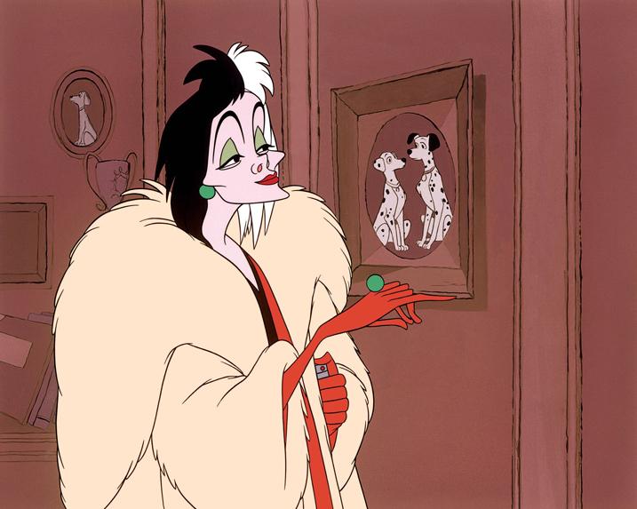 เอมม่า สโตน, ดาราฮอลลีวูด, ภาพยนตร์ฮอลลีวูด, ภาพยนตร์การ์ตูน, Cruella de Vil, 101 Dalmatians, ข่าวคราวดารา, emma stone