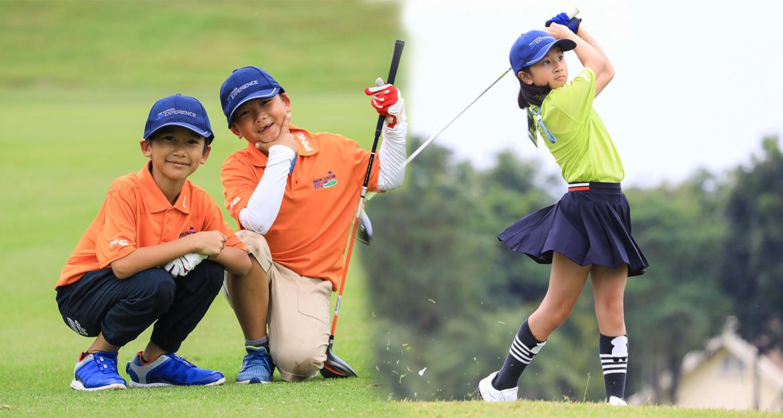 ความน่ารักของเด็กๆ โชว์ลวดลายเจ๋งเกิดวัยใน BMW Junior Golf Camp 2018!!!