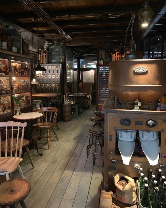 คุณดาว–วิชดา สีตกะลิน, อินทีเรีย, สไตลิสต์, เซเลบริตี้, เซเลบ, ร้านกาแฟ, คาเฟ่, 'Pompano Roasted Cafe', ตลาดนัดจตุจักร