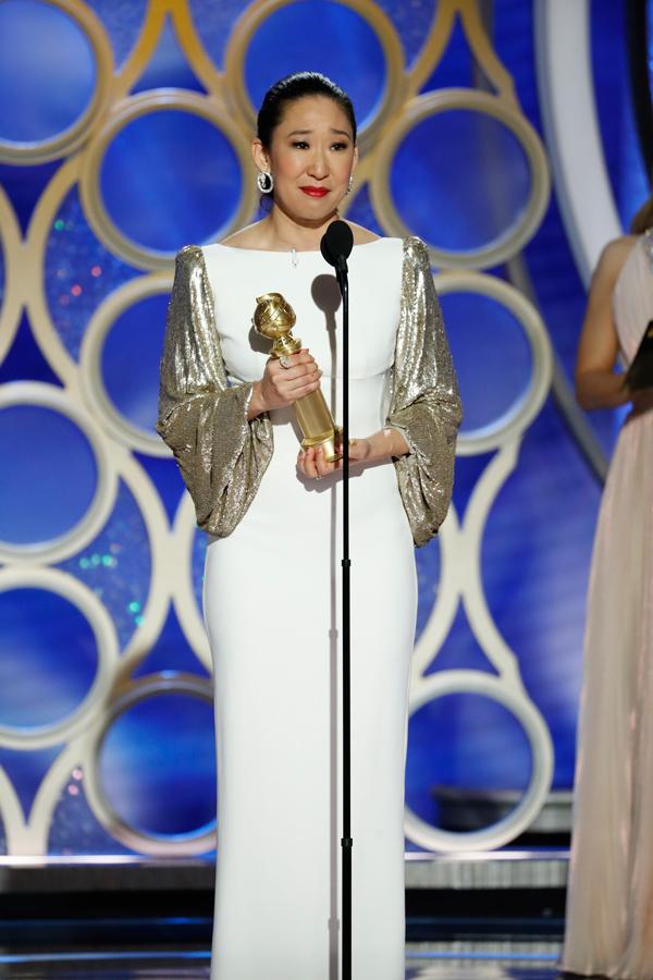 Golden Globes 2019, งานประกาศผลรางวัล, แซนดร้า โอห์, เทย์เลอร์ สวิฟต์, เลดี้กาก้า, เอมม่า สโตน, จูเลีย โรเบิร์ต, รวมเหตุการณ์สำคัญ