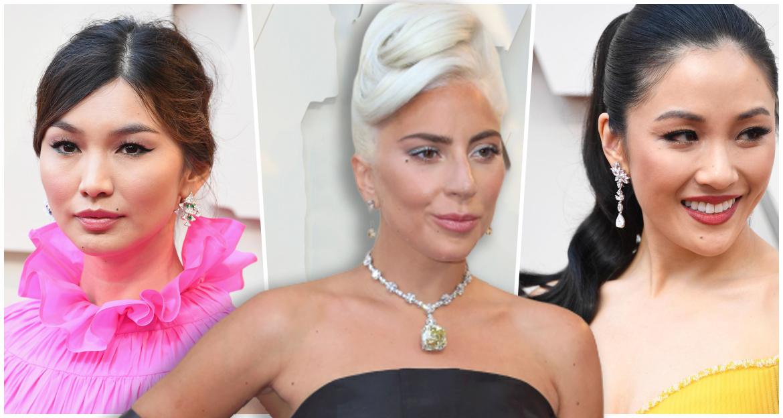 ออสการ์ 2019, งานประกาศผลออสการ์, เลดี้กาก้า, ชาลีซ เธียร่อน, Angela Bassett, Charlize Theron, Lady Gaga, Constance Wu, Gemma Chan, Hannah Beachler, Michelle Yeoh, Octavia Spencer
