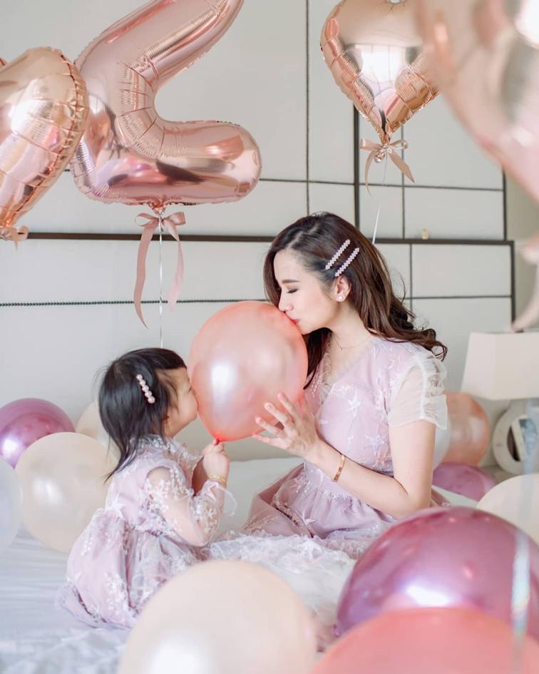 น้องเนลา, จอมสุดา จิราธิวัฒน์, ภัทรวิน จงวิศาล, ครบรอบวันเกิด, ปาร์ตี้วันเกิด, น้องเนวี, Happy Birthday, ตระกูลจิราธิวัฒน์