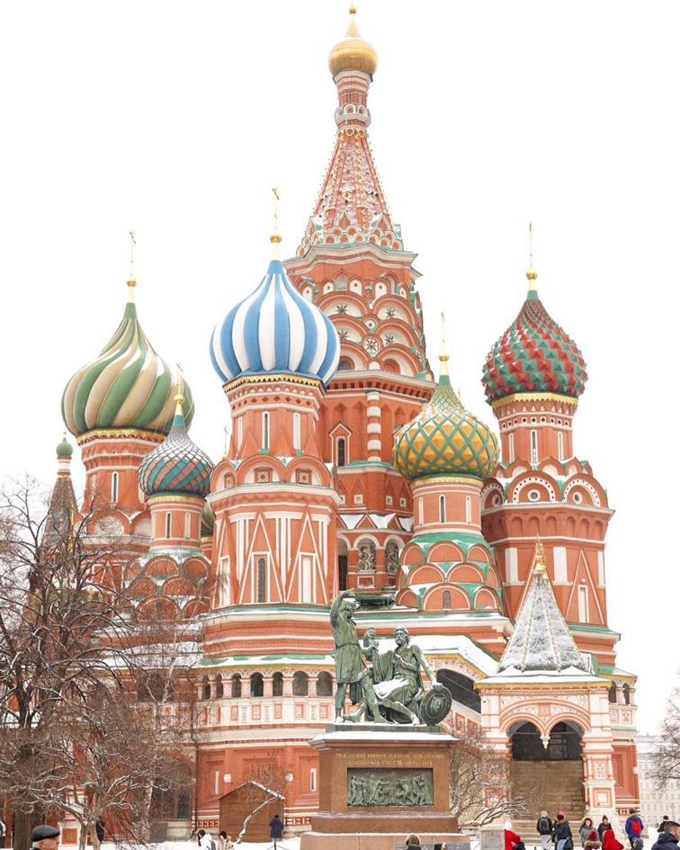 เมนี่-ภาดาภัสสรณ์, เจ้าแม่คอนโดมิเนี่ยม, แฟชั่นนิสต้า, Top Spender, ท่องเที่ยว, ประเทศรัสเซีย