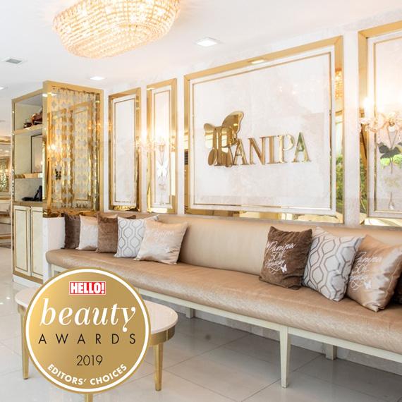Editors' Choices The Best Hair Coloured Salon : PANIPA Hair Nails Beauty