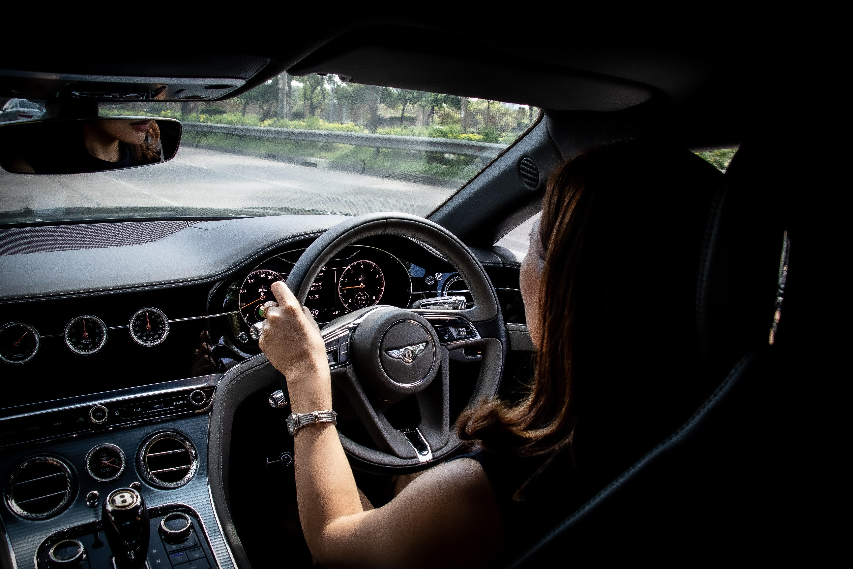 รีวิวขับจริง Bentley Continental GT 2019