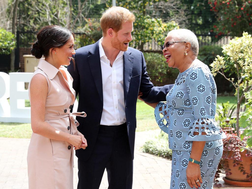 Royal visit to Africa – Day Ten