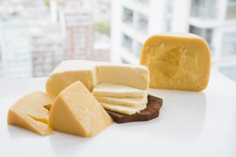 มันสเตอร์ชีส (Muenster Cheese)