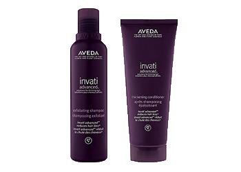 003 AVEDA Invati Advanced Shampoo And Conditioner3