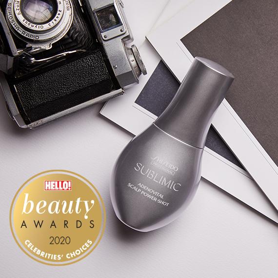 The Best Hair Scalp Essence - Shiseido Profesional Sublimic Adenovital Scalp Power-Shot