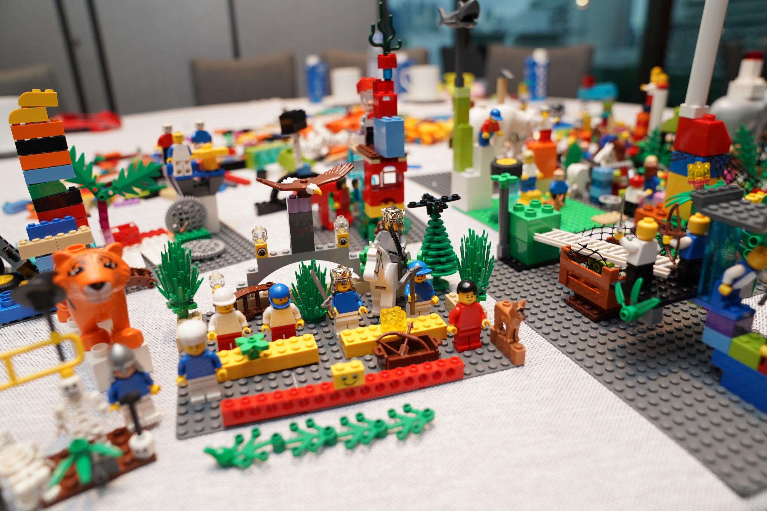 เมือง Lego serious play