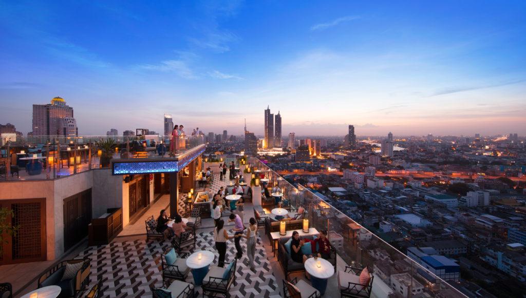 Yao Roof Top Bar
